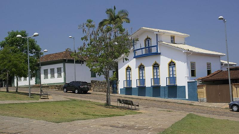 Casa do Mirante Casa da Cultura Santa Barbara
