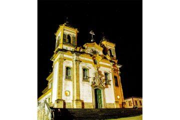 Igreja de São Francisco de Assis em Mariana