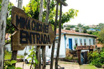 Mina Chico Rei Ouro Preto